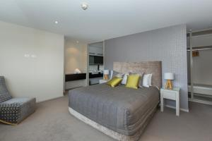 Lakeshore Springs Apartments, Apartmanok  Wanaka - big - 9