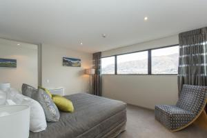 Lakeshore Springs Apartments, Apartmanok  Wanaka - big - 10