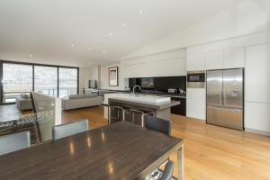 Lakeshore Springs Apartments, Apartmanok  Wanaka - big - 15