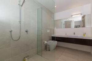 Lakeshore Springs Apartments, Apartmanok  Wanaka - big - 17