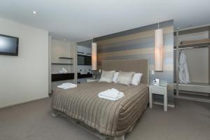 Lakeshore Springs Apartments, Apartmanok  Wanaka - big - 19