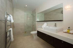 Lakeshore Springs Apartments, Apartmanok  Wanaka - big - 21