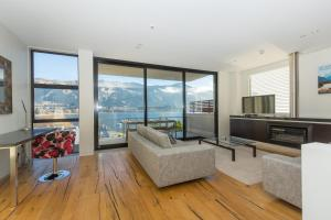 Lakeshore Springs Apartments, Apartmanok  Wanaka - big - 37