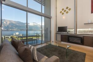 Lakeshore Springs Apartments, Apartmanok  Wanaka - big - 38