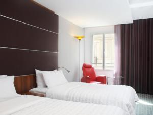 Deluxe Kamer met 1 Kingsize Bed of 2 Aparte Bedden