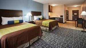 Best Western Plus Lonestar Inn & Suites, Hotely  Colorado City - big - 2