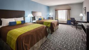 Best Western Plus Lonestar Inn & Suites, Hotely  Colorado City - big - 9