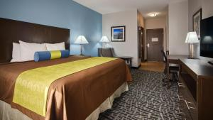 Best Western Plus Lonestar Inn & Suites, Hotely  Colorado City - big - 12