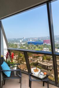 Suite med udsigt over Hollywood Hill og 1 kingsize-seng