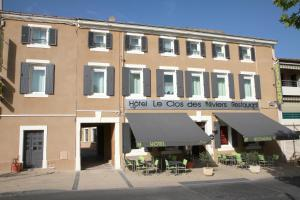Logis Hotell Le Clos Des Oliviers