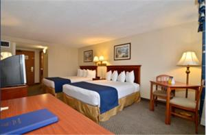 Best Western PLUS Tacoma Dome Hotel, Hotels  Tacoma - big - 15