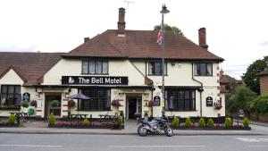 The Bell Motel in Codicote, Hertfordshire, England