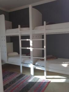 Bed in 4-Bed Luxury Mixed Dormitory