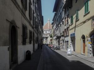Duomo super central 2 bedrooms, Apartmanok  Firenze - big - 9