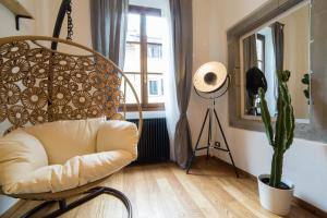 Duomo super central 2 bedrooms, Apartmány  Florencie - big - 10
