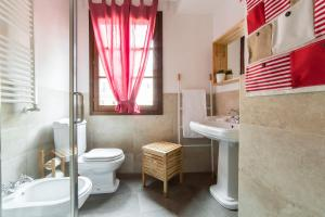 Duomo super central 2 bedrooms, Apartmány  Florencie - big - 11