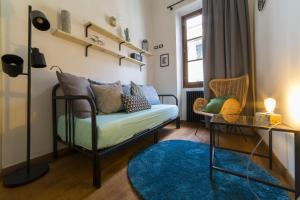 Duomo super central 2 bedrooms, Apartmány  Florencie - big - 20