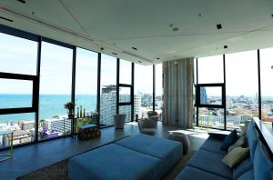 The Base by Lin, Appartamenti  Pattaya centrale - big - 37