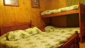 Quadruple Room with Double Bed and Bunk Bed