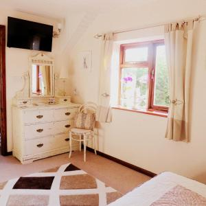Stones Throw B&B, Bed and breakfasts  Llandissilio - big - 3