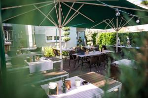 Hotel Domizil, Hotels  Ingolstadt - big - 36