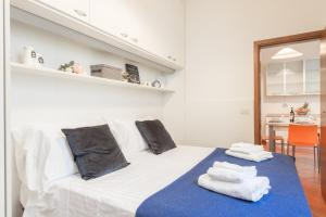 Ghibellina Apartments, Apartmanok  Firenze - big - 33