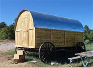 Photo of Zion Ponderosa Western Wagons & Tents