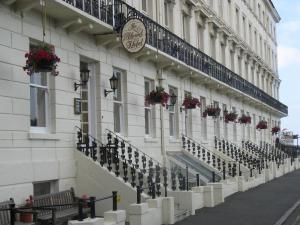 The Mount Hotel in Scarborough, North Yorkshire, England