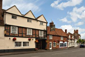 White Hart Hotel in Dorchester on thames, Oxfordshire, England