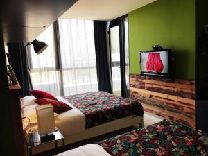 9 Garden Apartment, Apartmány  Suzhou - big - 15
