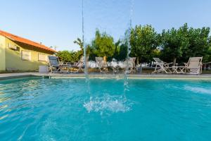 Camping Valti Houses, Apartments  Sarti - big - 11