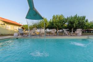 Camping Valti Houses, Apartments  Sarti - big - 14