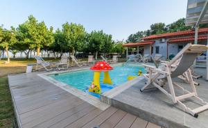 Camping Valti Houses, Apartments  Sarti - big - 16