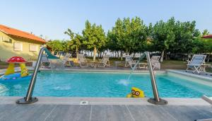 Camping Valti Houses, Apartments  Sarti - big - 17