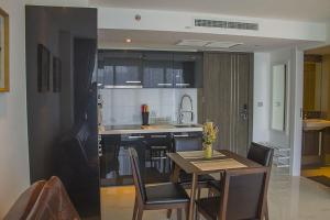 Avenue Residence condo by Liberty Group, Ferienwohnungen  Pattaya - big - 21