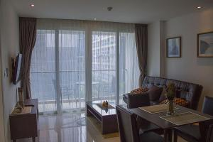 Avenue Residence condo by Liberty Group, Ferienwohnungen  Pattaya - big - 19