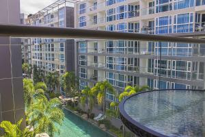 Avenue Residence condo by Liberty Group, Ferienwohnungen  Pattaya - big - 15