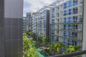 Avenue Residence condo by Liberty Group, Ferienwohnungen  Pattaya - big - 14