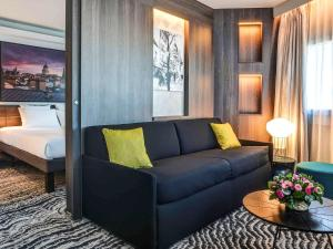 Queen Suite with Sofa Bed and City View (2 Adults)