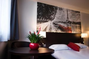 Hotel Pavillon des Gatines, Hotely  Plaisir - big - 23