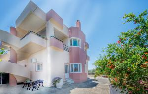 Kokkino metoxi Drapanias, Apartments  Kissamos - big - 12