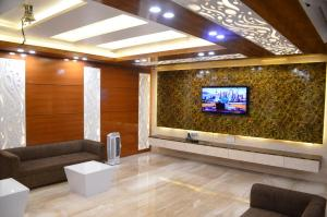 Platinum Palace, Penziony  Gurgaon - big - 28