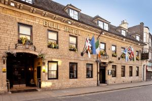 Bull Hotel in Peterborough, Cambridgeshire, England