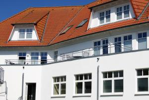 Rondell an der Jasmund-Therme Neddesitz, Apartments  Neddesitz - big - 42