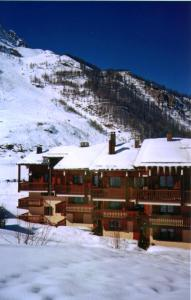Lo Toumel, Apartments  Val d'Isère - big - 5