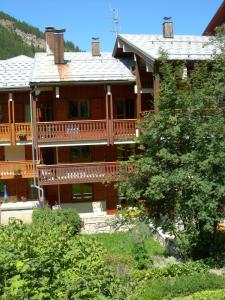 Lo Toumel, Apartments  Val d'Isère - big - 34