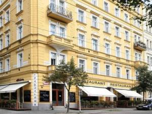Hotel in Prague, Czech Republic - Hotel & Residence Vinoh. Click for more information and booking accommodation