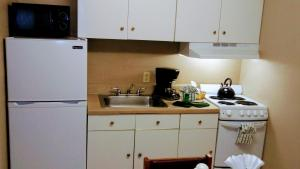 Superior Double Room with Two Double Beds and Kitchen
