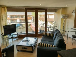 Tewitfield Marina, Apartmanok  Carnforth - big - 5