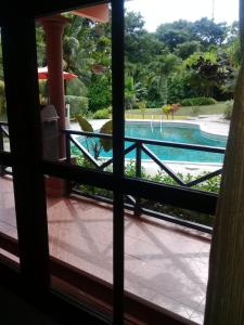 Queen Room with Pool View